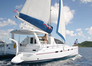 Moorings 4300 Catamaran